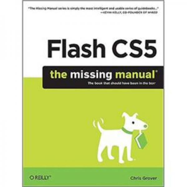 Flash CS5: The Missing Manual (Missing Manuals)