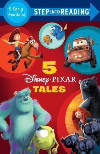 FiveDisney/PixarTales(Disney/Pixar)