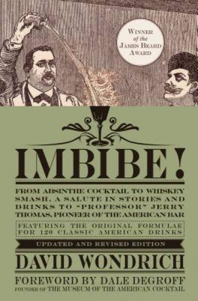 Imbibe! Updated and Revised Edition  From Absint