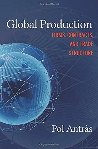 Global Production:Firms, Contracts, and Trade Structure