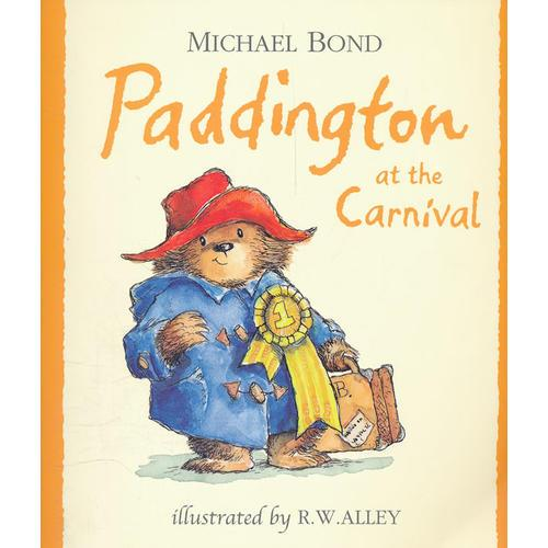 Paddington at the Carnival 帕丁顿熊:狂欢节一日游