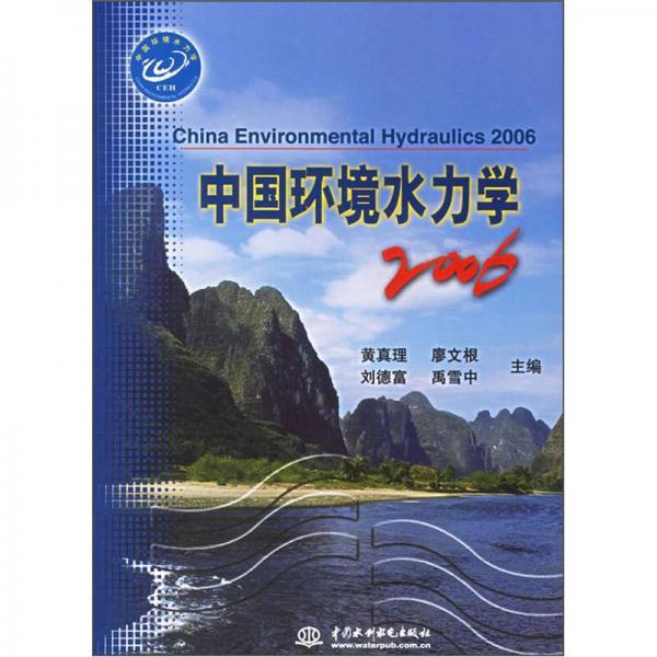 中国环境水力学2006