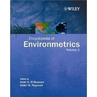 EncyclopediaofEnvironmetrics