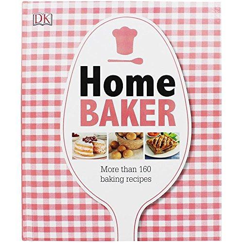 家庭烘焙师 DK-Home Baker 英文原版 DK出版社 DKPublishing