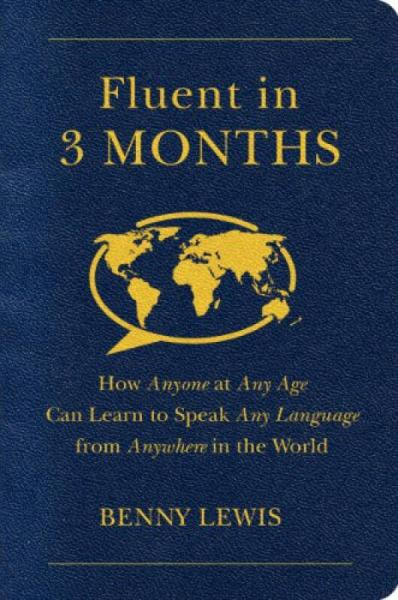 Fluent in 3 Months 三月掌握一门语言