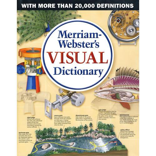 Merriam-Websters Visual Dictionary