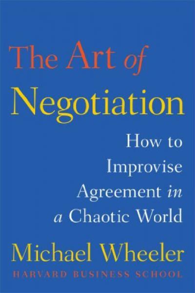The Art of Negotiation谈判的艺术 英文原版