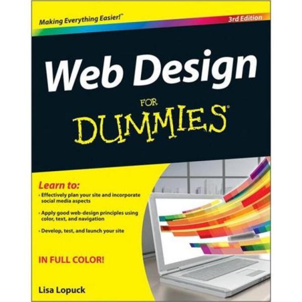 WebDesignForDummies