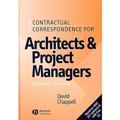 建筑师与项目管理:合同文书往来  Contractual Correspondence for Architects and Project Managers