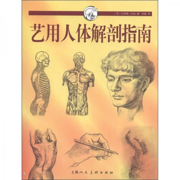 艺用人体解剖指南