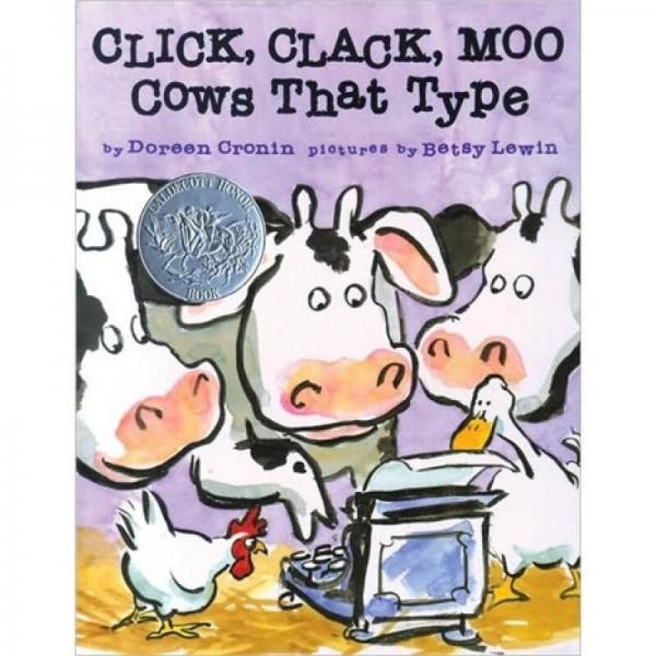 Click Clack Moo 咔嗒,咔嗒,哞