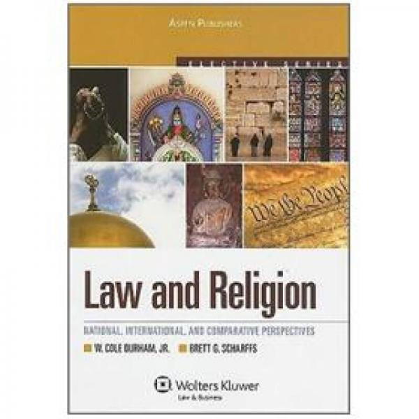 Law and Religion: National, International, and Comparative Perspectives