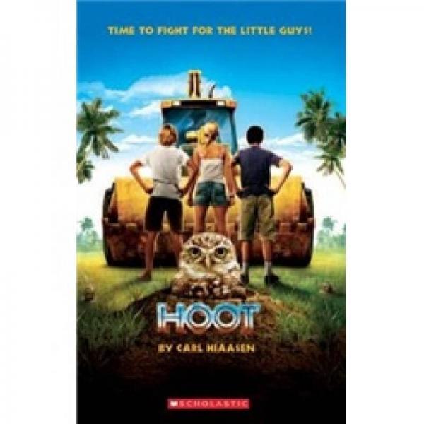 ELT Readers: Hoot (Book+CD)