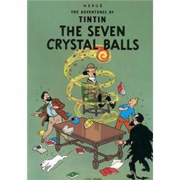 The Adventures of Tintin: The Seven Crystal Balls  丁丁历险记系列