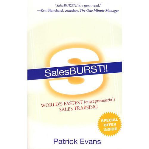 世界上最快的销售培训 SalesBURST!! : Worlds Fastest (entrepreneurial) Sales Training