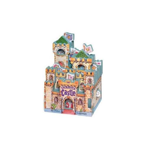 Mini House: The Enchanted Castle 迷你屋系列:奇幻城堡(卡板书)