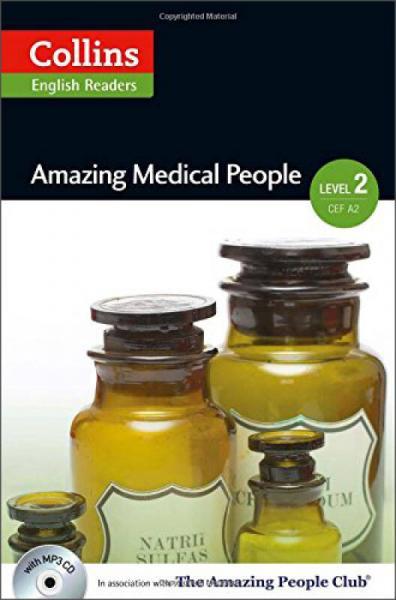 Amazing Medical People (Level 2)