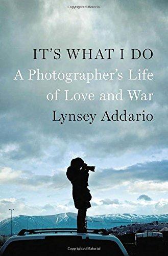 It'sWhatIDo:APhotographer'sLifeofLovean