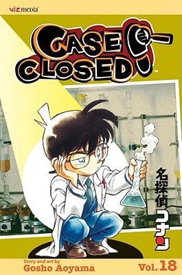 CaseClosed,Volume18