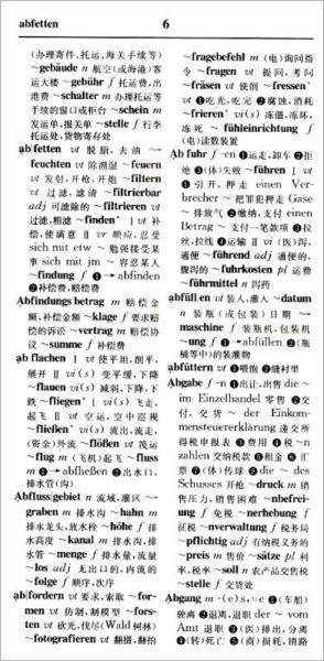 新德汉词典(第2版)
