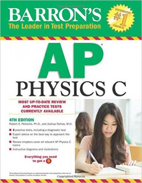 Barrons AP Physics C