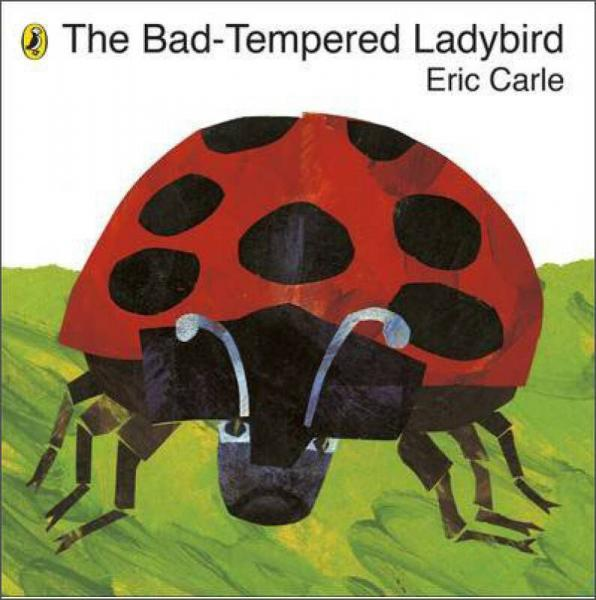 The Bad-Tempered Ladybird   Board book    坏脾气的瓢虫