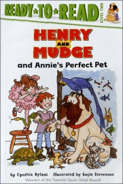 Henry and Mudge and Annie's Perfect Pet  安妮的完美宠物