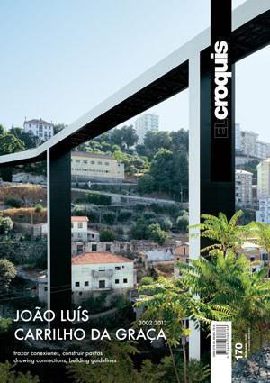 EL CROQUIS #170 João Luís Carrilho da Graça 2002-2013 中文版
