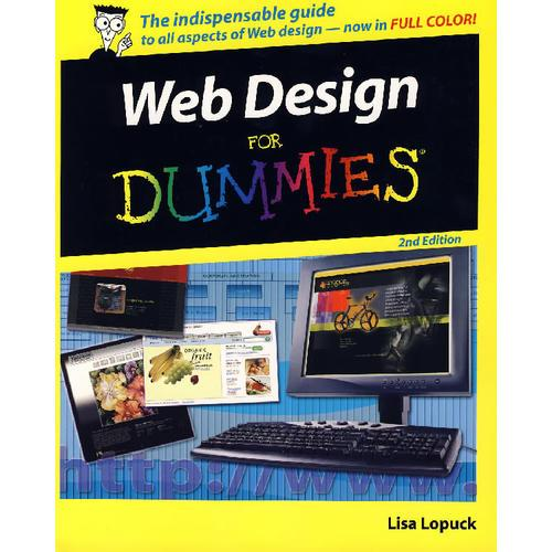 网页设计指南  Web Design For Dummies, 2nd Edition
