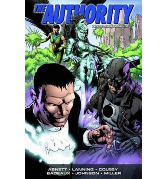 Authority:RuleBrittania
