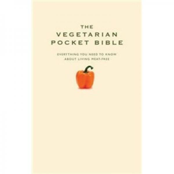 The Vegetarian Pocket Bible