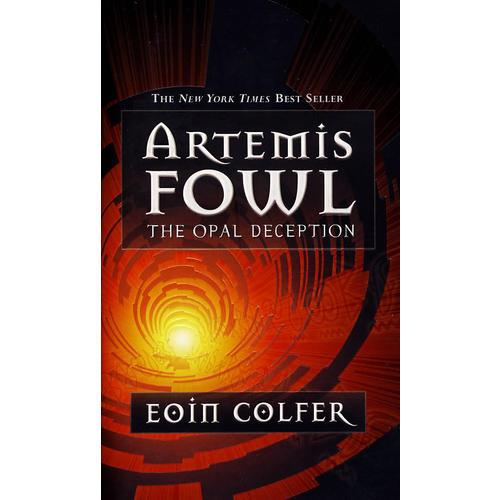 《阿特米斯魔幻历险》之四:奥帕尔的诡计 ARTEMIS FOWLTHE OPAL DECEPTION
