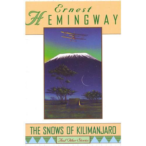 Snows of Killmanjaro 乞力马扎罗的雪
