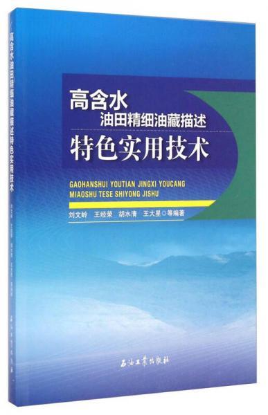 高含水油田精细油藏描述特色实用技术