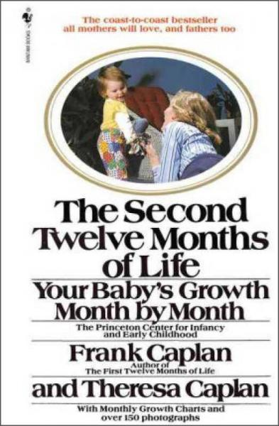 The Second Twelve Months of Life  Your Babys Gr