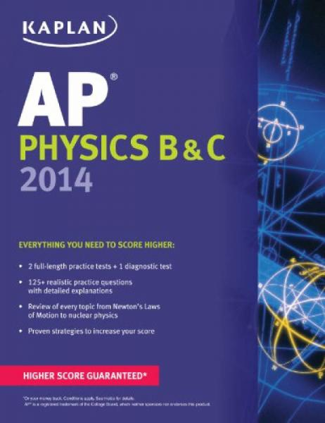 Kaplan AP Physics B & C 2014 (Kaplan AP Series)