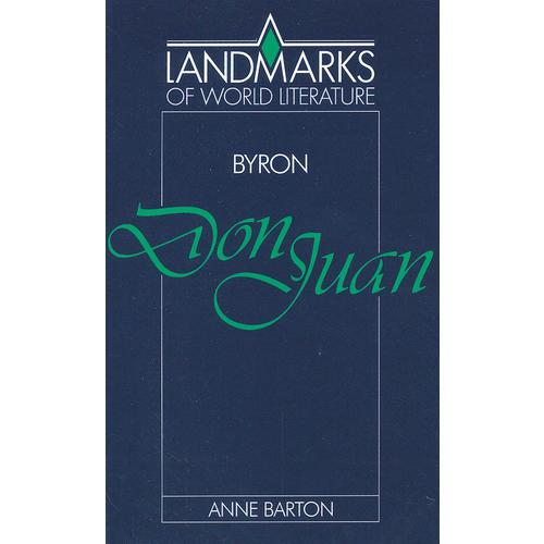 Byron: Don Juan