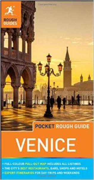Pocket Rough Guide Venice (New Edition February)