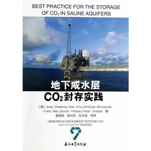 地下咸水层CO2封存实践