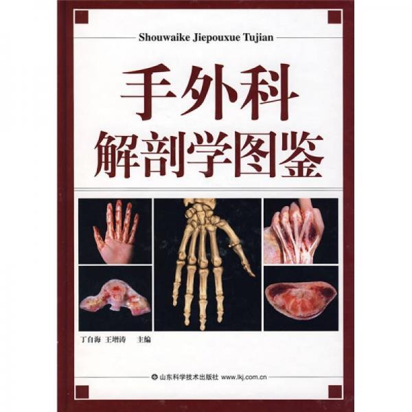 手外科解剖学图鉴