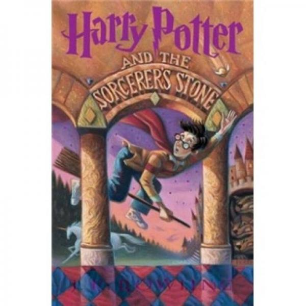 Harry Potter and the Sorcerer's Stone  哈利波特与魔法石