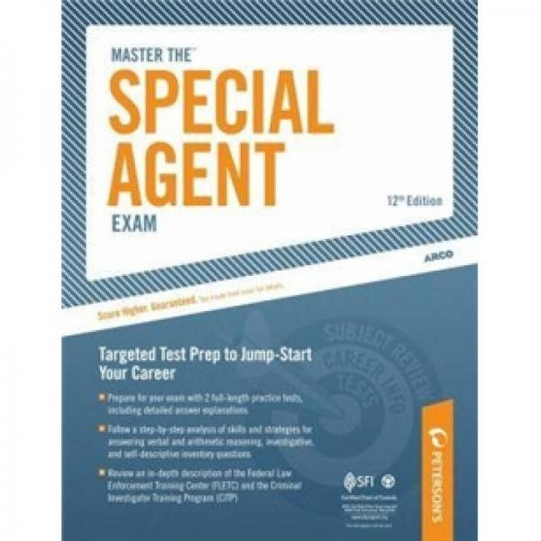 Master the Special Agent Exam - Targeted Test Prep to Jump-Start Your Career