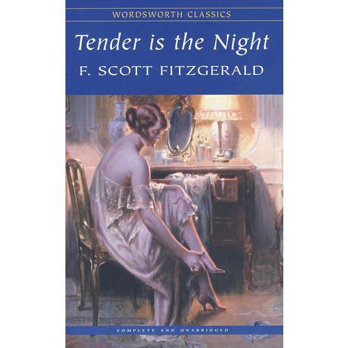 Tender is the Night(Wordsworth Childrens Classics) 夜色温柔