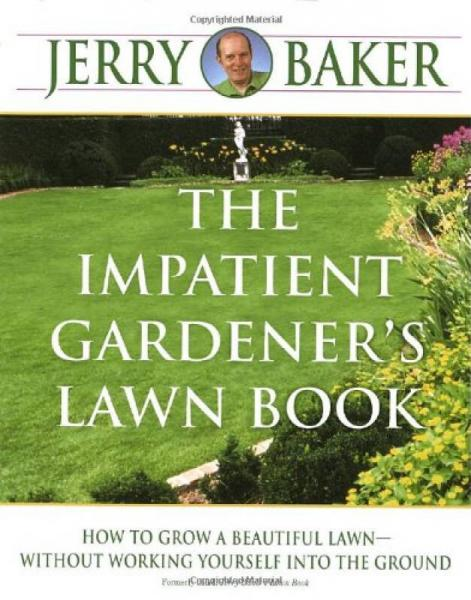 Jerry Bakers Lawn Book