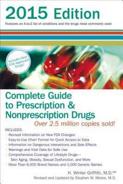 Complete Guide to Prescription and Nonprescripti