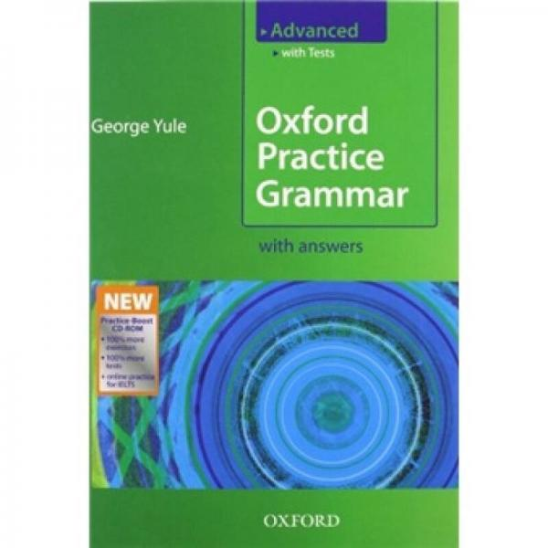 Oxford Practice Grammar Advanced(Book+CD)