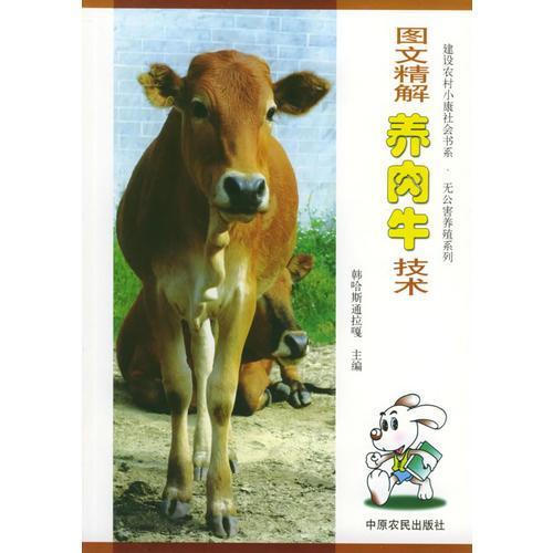 图文精解养肉牛技术——建设农村小康社会书系·无公害养殖系列