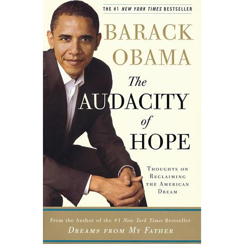 The Audacity of Hope:The Audacity of Hope