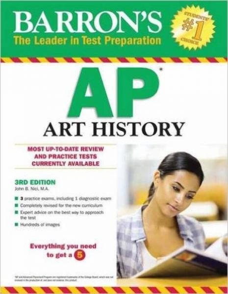 Barrons AP Art History