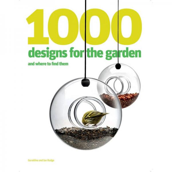 1000 Designs for the Garden and Where to Find Them  一千花园设计